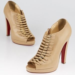 Louboutin Manon Ankle Boots